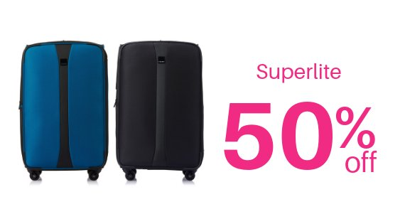 Superlite 50% nedsat
