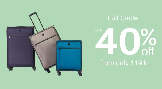Full Circle up to 40% off