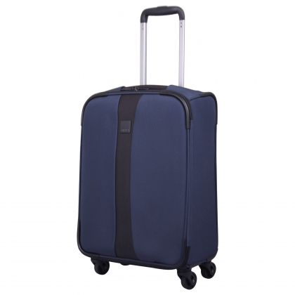 Tripp Ink blue 'Superlite 4W' cabin 4 wheel suitcase