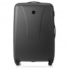 Tripp black 'Lite' 4 wheel large suitcase