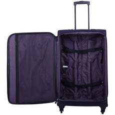Tripp grape 'Full Circle' 4 wheel medium suitcase