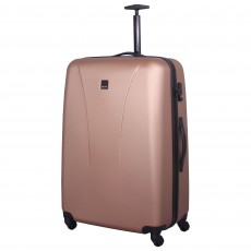 Tripp rose gold 'Lite' 4-wheel large suitcase