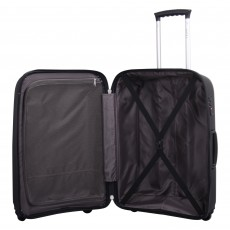 Tripp black II 'Holiday 5' medium 4-wheel suitcase