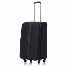 Tripp Black 'Superlite 4W' 4 Wheel Medium Suitcase