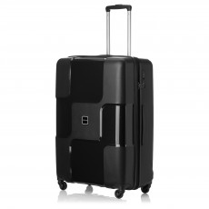 Tripp Black II 'World' 4 Wheel Large Suitcase