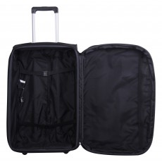 Tripp black 'Superlite III' 2 wheel large suitcase