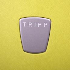 Tripp chartreuse 'Ultimate Lite II'  large 4w suitcase