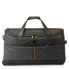 Tripp graphite 'Style Lite' large wheel duffle