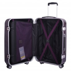 Tripp amethyst 'Absolute Lite II Frame' medium 4W case