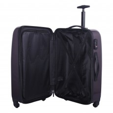 Tripp putty gloss 'Lite' medium 4-wheel suitcase