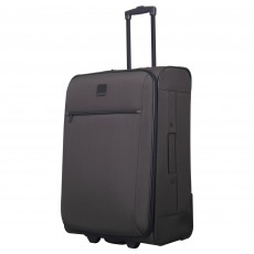 Tripp graphite  'Glide Lite III' 2-wheel medium suitcase