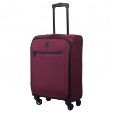 Tripp scarlet 'Full Circle' cabin 4-wheel suitcase