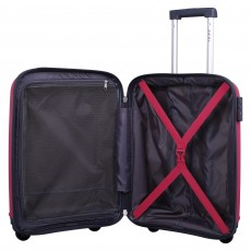 Tripp Raspberry 'Holiday 6' cabin 4 wheel suitcase