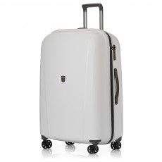 Tripp white 'Ultimate Lite  II' large 4 wheel suitcase