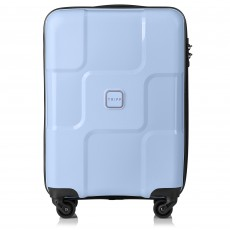 Tripp ice blue 'World' cabin 4 wheel suitcase