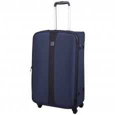 Tripp Ink blue 'Superlite 4W ' medium 4 wheel suitcase