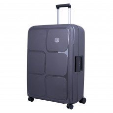 Tripp graphite 'Superlock II' 4 wheel large suitcase