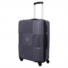 Tripp stone 'World' 4 wheel medium suitcase