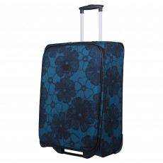 Tripp ultramarine/black 'Outline Pansy' 2w medium case