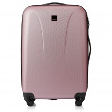 Tripp Soft pink 'Lite' 4-hjuls medium kuffert