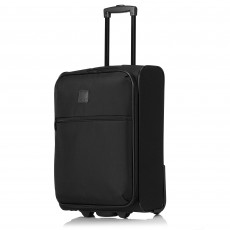 Tripp Black 'Ultra Lite' 2 Wheel Cabin Suitcase