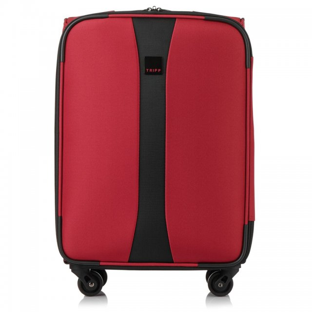 Superlite 4W Cabin 4 wheel Suitcase 55cm BERRY